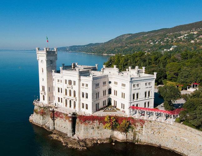 Miramare Castle Trieste Slovenia Tours