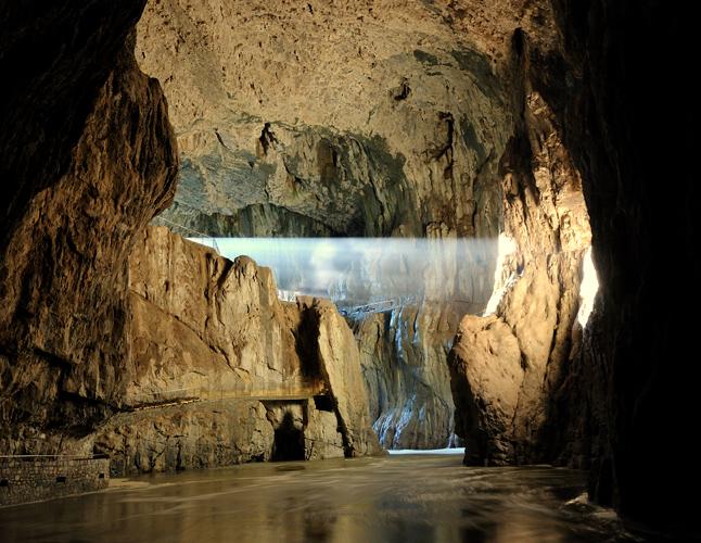 Skocjan cave 1