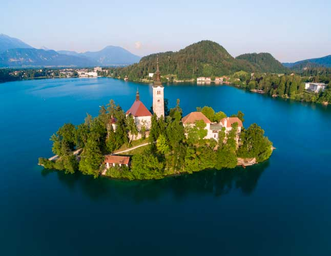 Lake Bled Day Trips