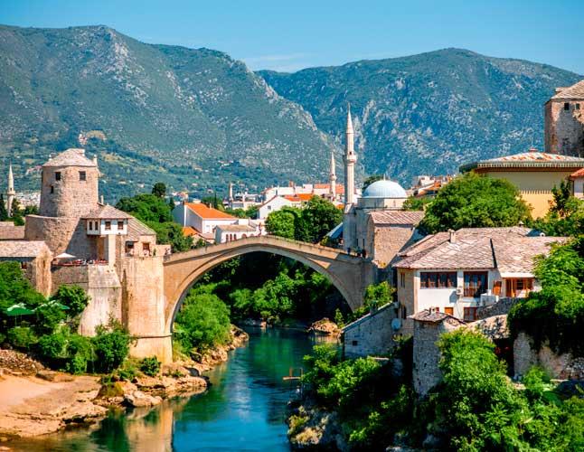 Mostar Split