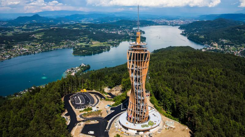 Pyramidenkoegel Klagenfurt Multi-Day