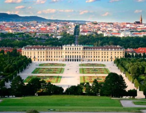 Schonbrunn Palace Vienna City Panorama Tour