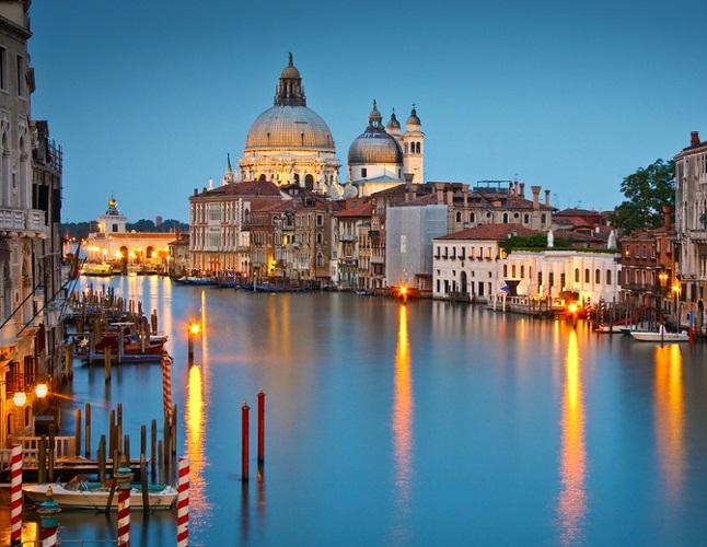 Venice Night Lights Slovenia Tours