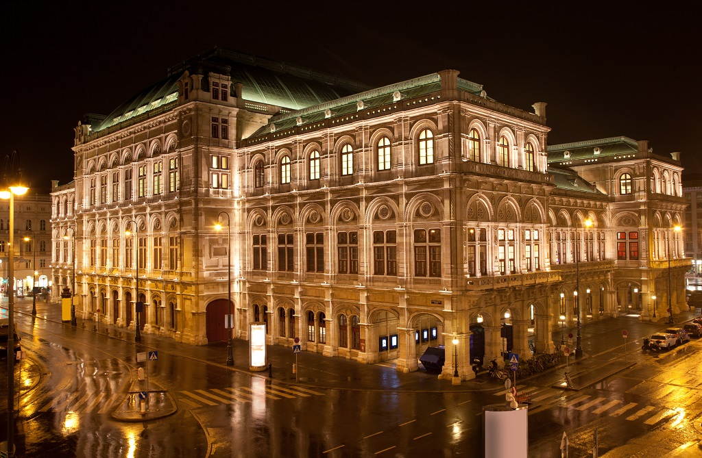 Vienna State Opera Slovenia Tours
