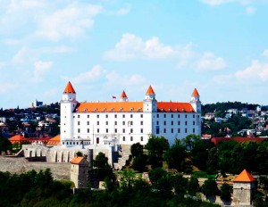Bratislava Castle Tour