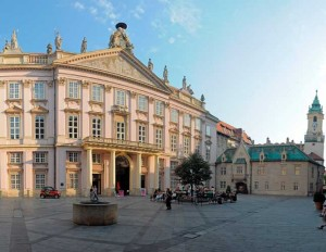 Bratislava Primate Square Tour