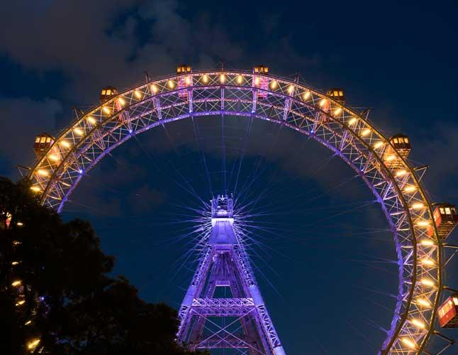 Vienna Prater Giant Wheel Tours