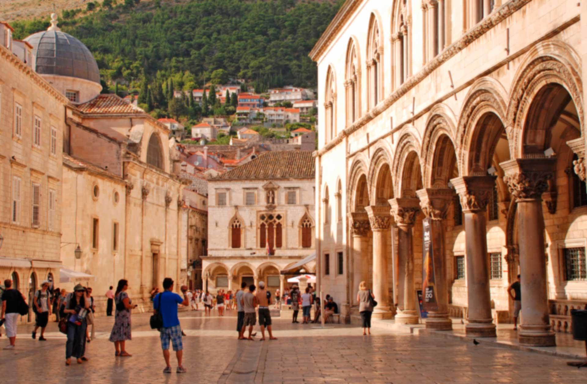 Dubrovnik Old Town Slovenia Tours