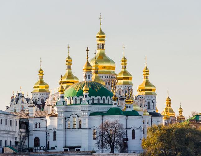 Potovanja Ukrajina