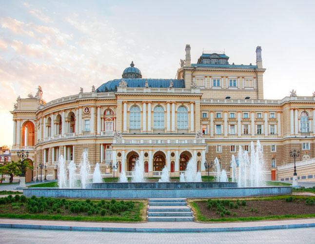 Potovanja Odessa
