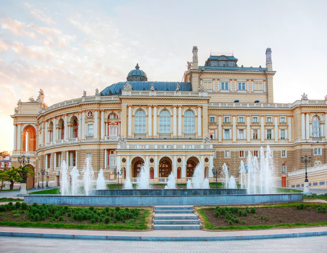 Odessa Theatre