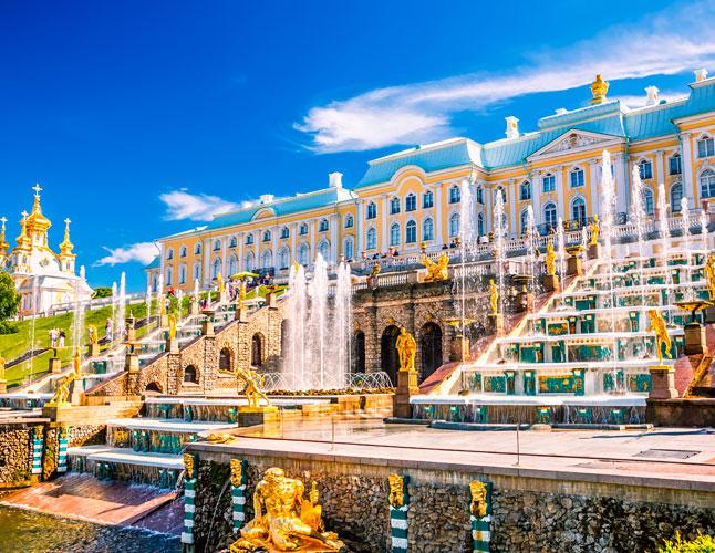 Potovanja Rusija