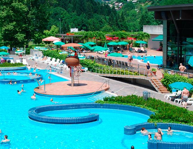 Dolenjske Toplice Outdoor Pools Tours