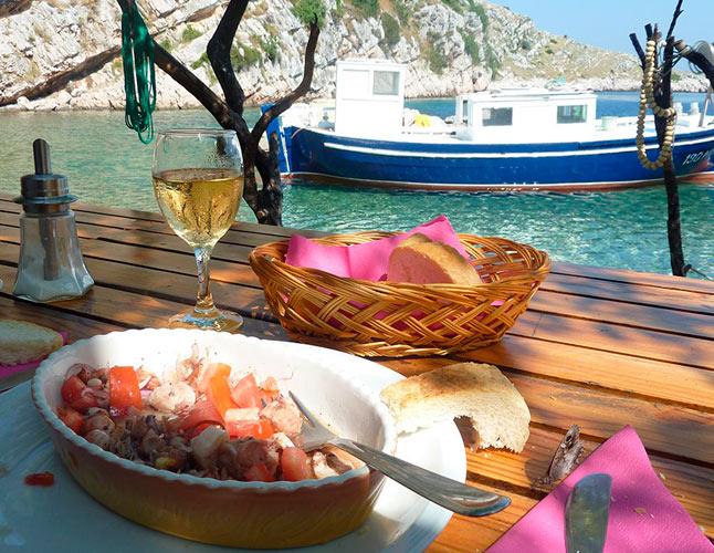 Tuna Drifting Croatian Cuisine Istria