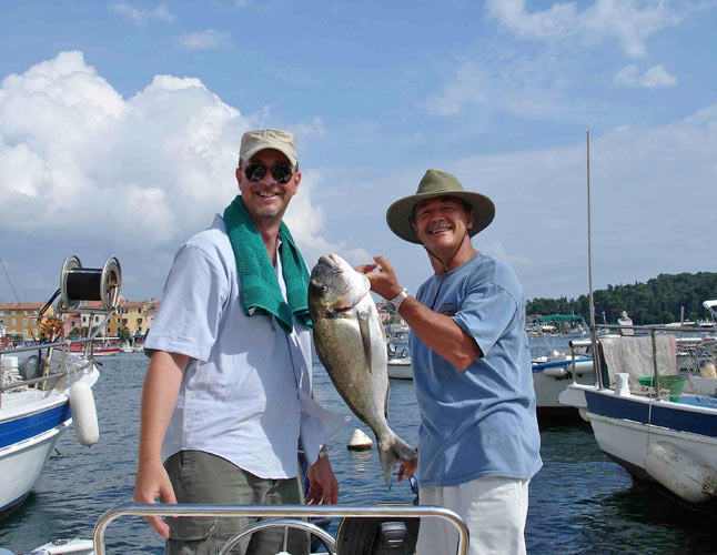 Tuna Drifting Big Game Fishing