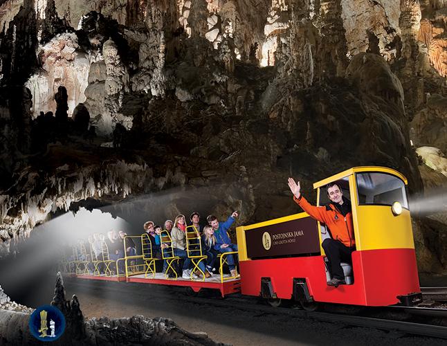 Postojna Cave Train Europe