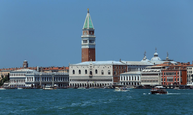 Vienna to Milan Venice