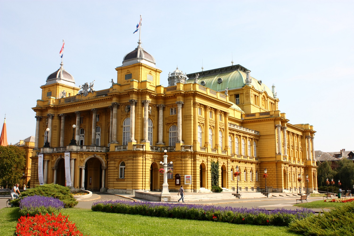 Croatian National Theatre Zagreb Highlights