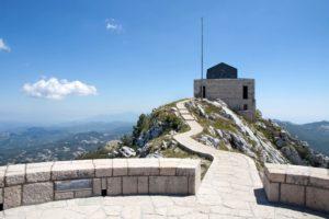 Montenegro Lovcen Mausoleum Belgrade