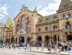 Great Market Hall Budapest Tour