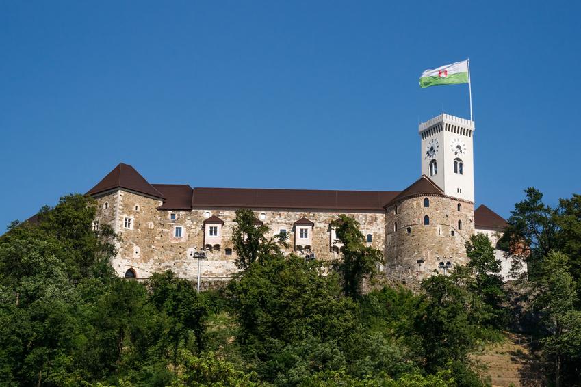Ljubljana Castle Family
