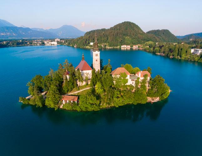 Bled-Island